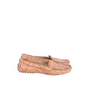 Tod's loafer zijkant