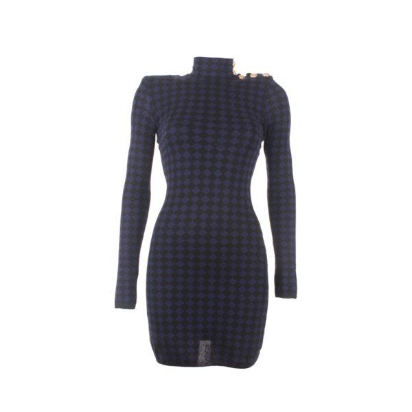Balmain jurk - voorkant