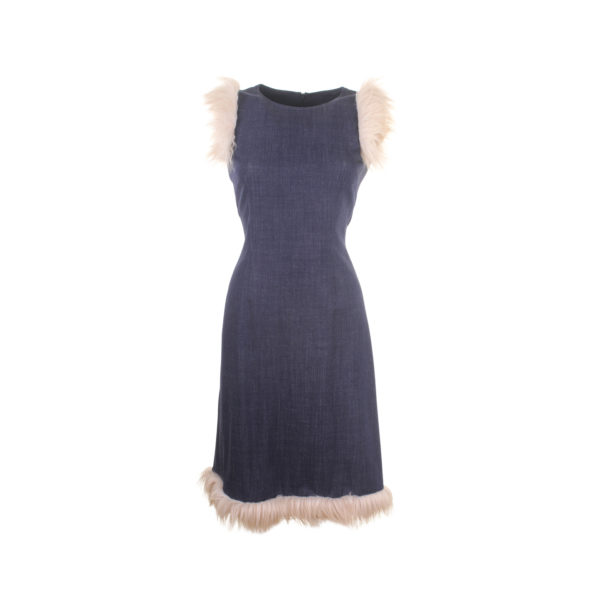 Moschino jeans jurk - voorkant