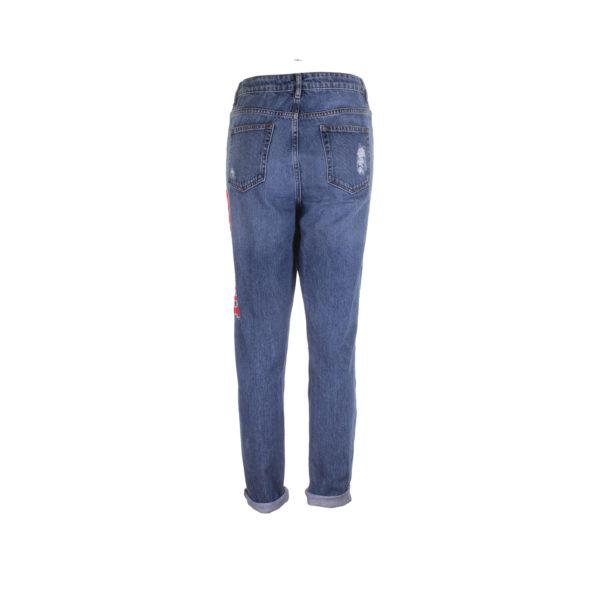 Sandro jeans - achterkant
