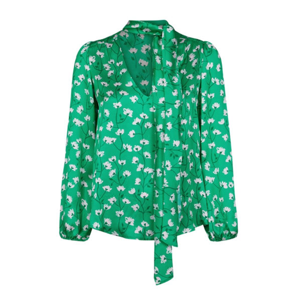 Fabienne Chapot allie blouse flower