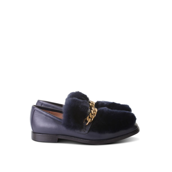 BOYY loafer mt 39 - zijkant