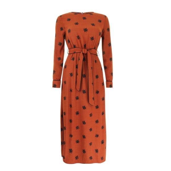 Fabienne Chapot Damaris dress (maat S) - voorkant