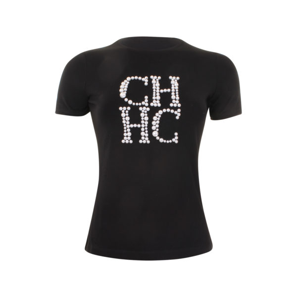 Carolina Herrera t-shirt (maat XS) - voorkant