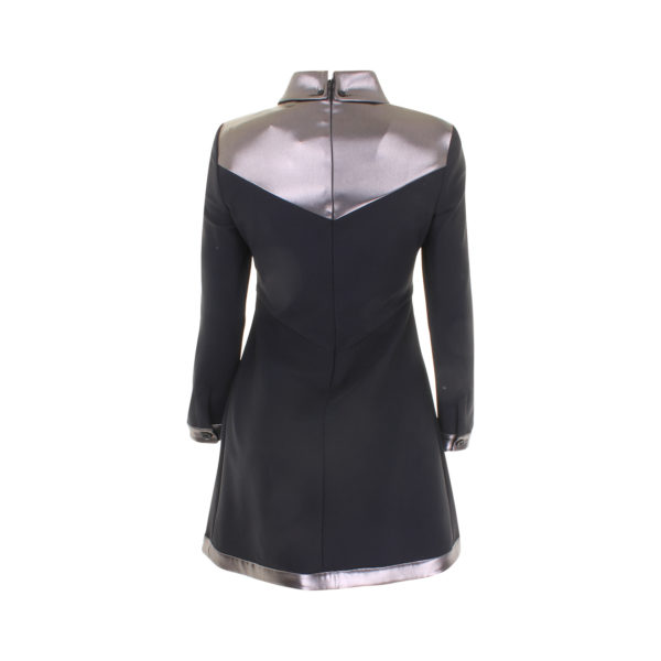 Karl Lagerfeld Agathe jurk (maat M) - achterkant