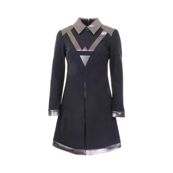 Karl Lagerfeld Agathe jurk (maat M) - voorkant