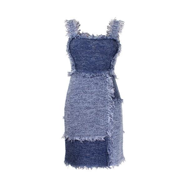 Missoni jurk (maat S) - voorkant