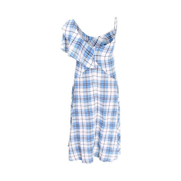 Paper London Maeva jurk (maat S) - achterkant