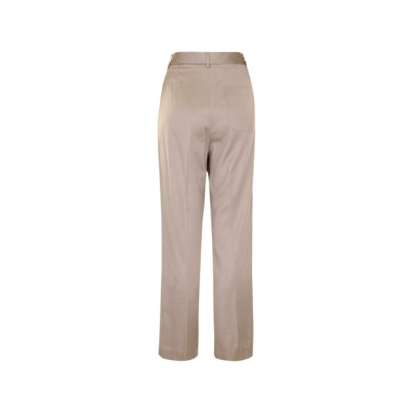 Closed Milla Satin Pants - achterkant
