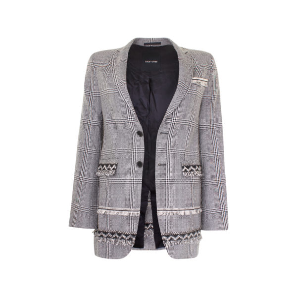 Each x Other blazer (size S) - voorkant