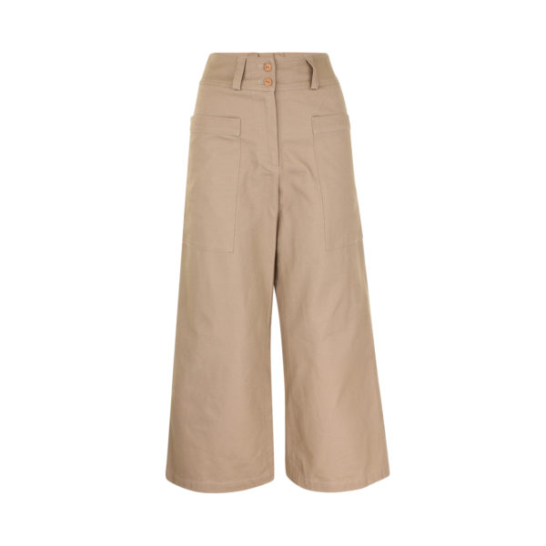 LUISA ET LA LUNA culotte trousers (maat XS) - voorkant