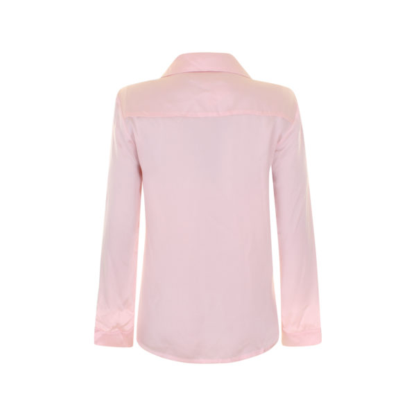 Marc Jacobs silk blouse (size XS) - achterkant
