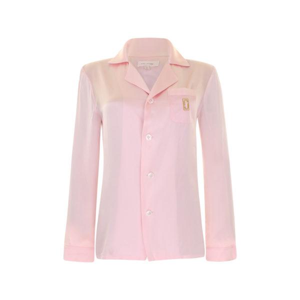 Marc Jacobs silk blouse (size XS) - voorkant
