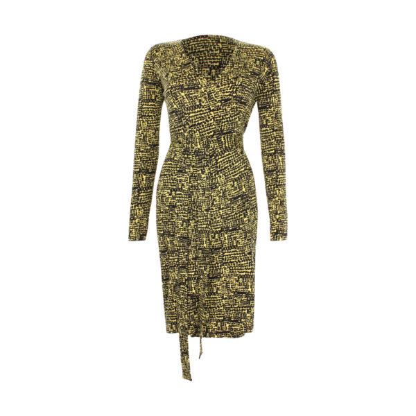 Diana von Furstenberg wrap dress (size XS) - voorkant
