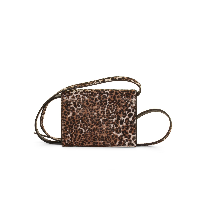 7eebb75c979 Karen Millen leopard pony hair belt bag - Tweedehands Merk & Design ...